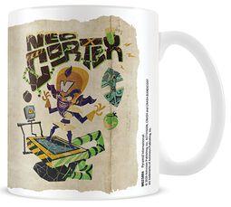 Crash Bandicoot 4 - Parch-Mental