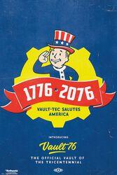 Fallout 76 - Tricentennial