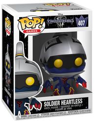 Figurine En Vinyle 3 - Soldier Heartless  407