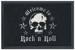 Welcome To Rock 'n' Roll Skull