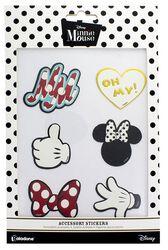 Lot De Sitckers - Minnie Mouse