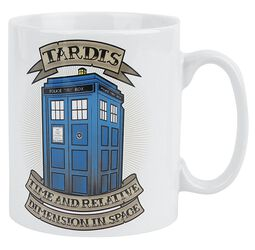 Tattoo Tardis