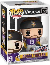 Minnesota Vikings - Adam Thielen - Funko Pop! n° 127