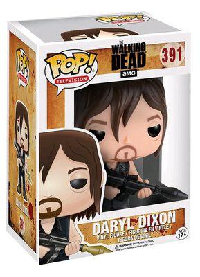 Daryl Dixon Avec Lance-Rocket - Funko Pop! n°391