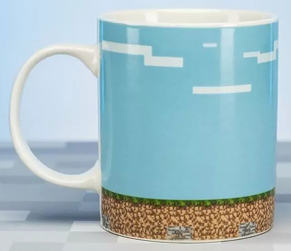 Build A Level - Mug DIY