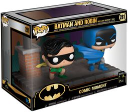 80th - Batman (1964) Batman et Robin (Movie Moments) - Funko Pop! n°281