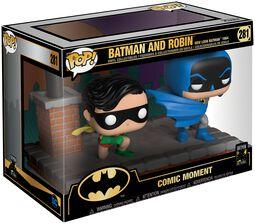 80th - Batman (1964) Batman et Robin (Movie Moments) - Funko Pop! n°281