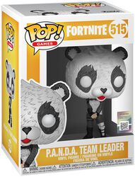 P.A.N.D.A. Team Leader - Funko Pop! n°515