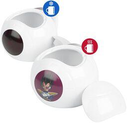 Capsule Vegeta - Mug Thermo-réactif