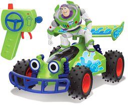 Voiture Télécommandée Toy Story - RC & Buzz