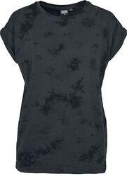 T-shirt Batic Femme Extended Shoulder