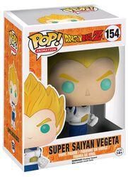 Z - Figurine En Vinyle Super Saiyan Vegeta 154