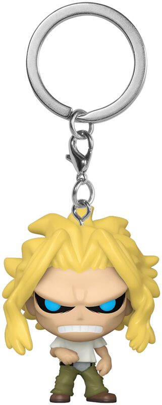 All Might (Vraie Forme) - Pop! Keychain
