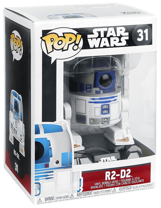 Figurine En Vinyle R2-D2 31