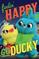 Toy Story 4 - Happy-Go-Ducky