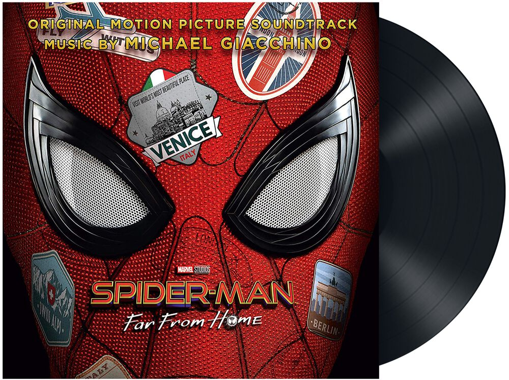 Bande-Originale Spider-Man : Far From Home
