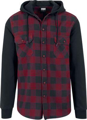 Capuche Checked Flannel