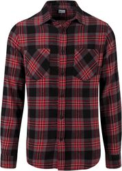 Checked Flannel Shirt 3
