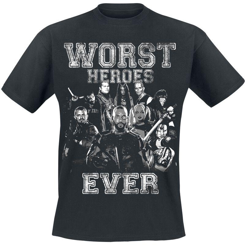 Worst heroes ever