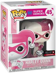 Harley Quinn (Éd. Diamond Rose) - Funko Pop! n°45