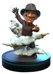 Freddy Krueger - Q-Figur (Diorama)