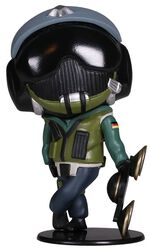 Siege - Six Collection - Figurine Chibi Jäger