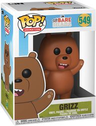 Grizzly - Funko Pop! n°549