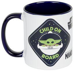The Mandalorian - The Child (Baby Yoda) - Child On Board