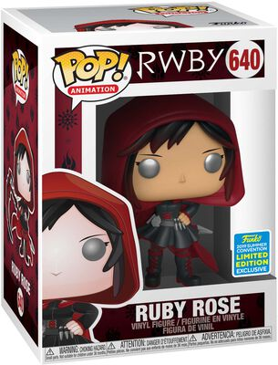SDCC 2019 - Ruby Rose - Funko Pop! n°640