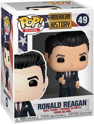 Icons - Ronald Reagan - Funko Pop! n°49