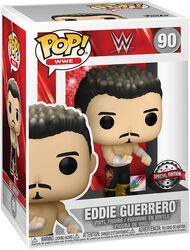 Eddie Guerrero - Funko Pop! n°90 (avec Pin's)