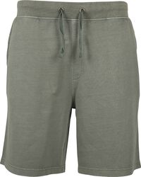 Acid Wash Shorts