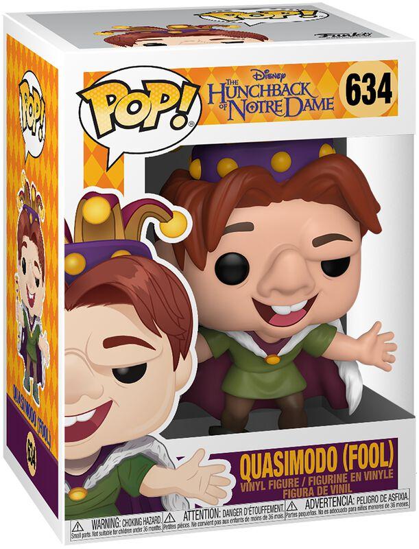 Quasimodo (Roi Des Fous) - Funko Pop! n°634
