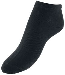 No Show Socks 5-Pack