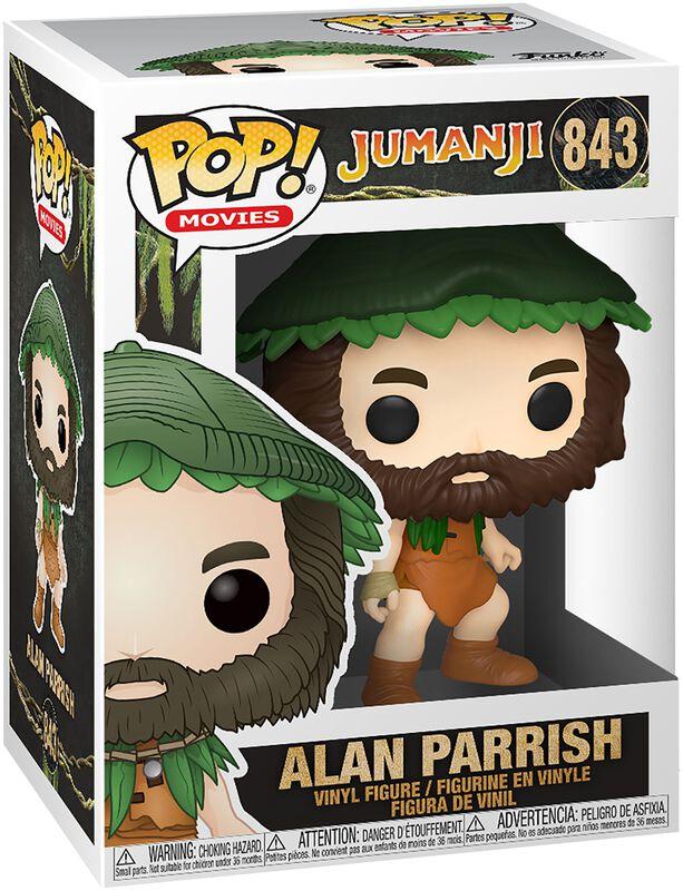 Jumanji Alan Parrish - Funko Pop! n°843