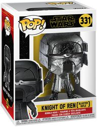 Épisode 9 - L'Ascension De Skywalker - Chevalier de Ren (Blaster) (Chrome) - Funko Pop! n°331
