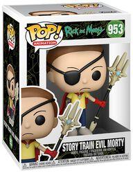 Story Train Evil Morty - Funko Pop! n°953