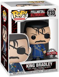 King Bradley (Éd. Chase Possible) - Funko Pop! n°733