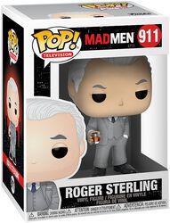 Mad Men Roger Sterling - Funko Pop! n° 911