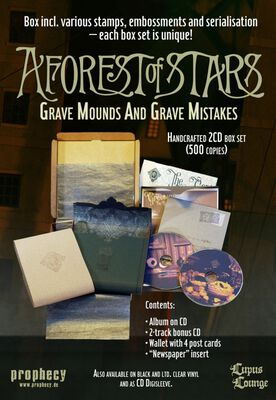 Grave mounds and grave mistakes
