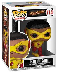Figurine En Vinyle Kid Flash 714