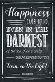 Albus Dumbledore - Happiness Can Be Found
