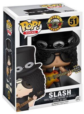Figurine En Vinyle GN'R Slash Rocks 51
