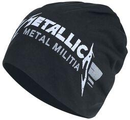 Metal Militia Bars - Bonnet Léger