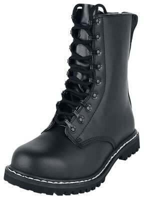Boots Style Militaire