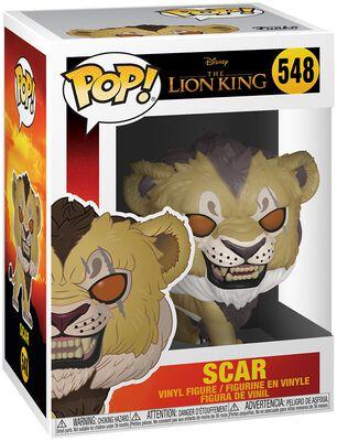 Scar - Funko Pop! n°548