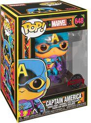 Black Light - Captain America - Funko Pop! n°648
