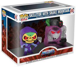 Skeletor & Snake Moutain (Pop! Town) - Funko Pop! n°23
