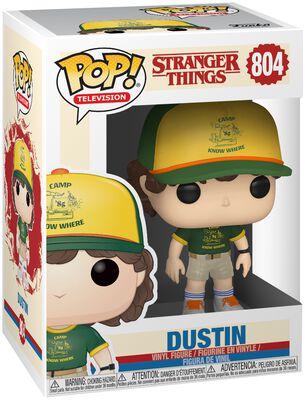 Saison 3 - Dustin - Funko Pop! n°804