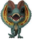 Jurassic Park - Dilophosaurus (Éd. Chase Possible) - Funko Pop! n°550